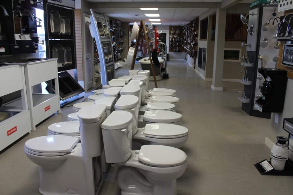 Washroom Appliances & Fixtures