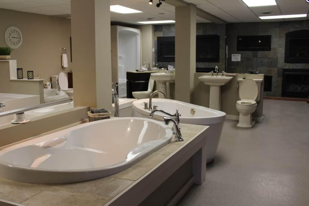 Bathtubs & Fixtures