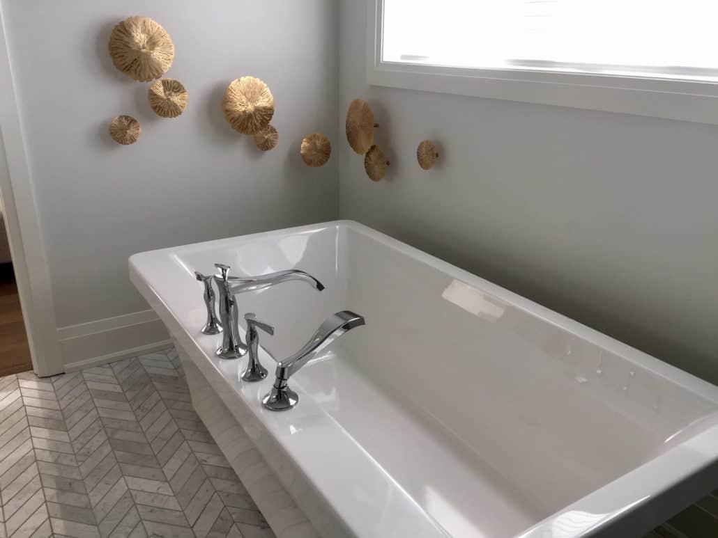 Bathtub & Fixtures