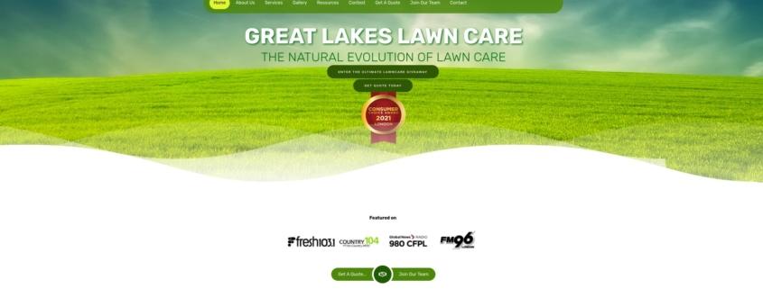 Great Lakes Lawncare - Showcase